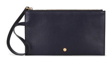 ECCO SCULPTURED Slim Zip Cardcase