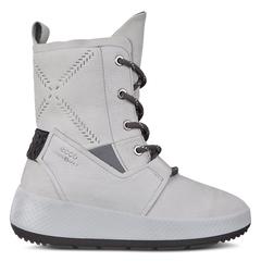 ECCO UKIUK 2.0 Long Winter Lace Boots PRIMALOFT Lining HM
