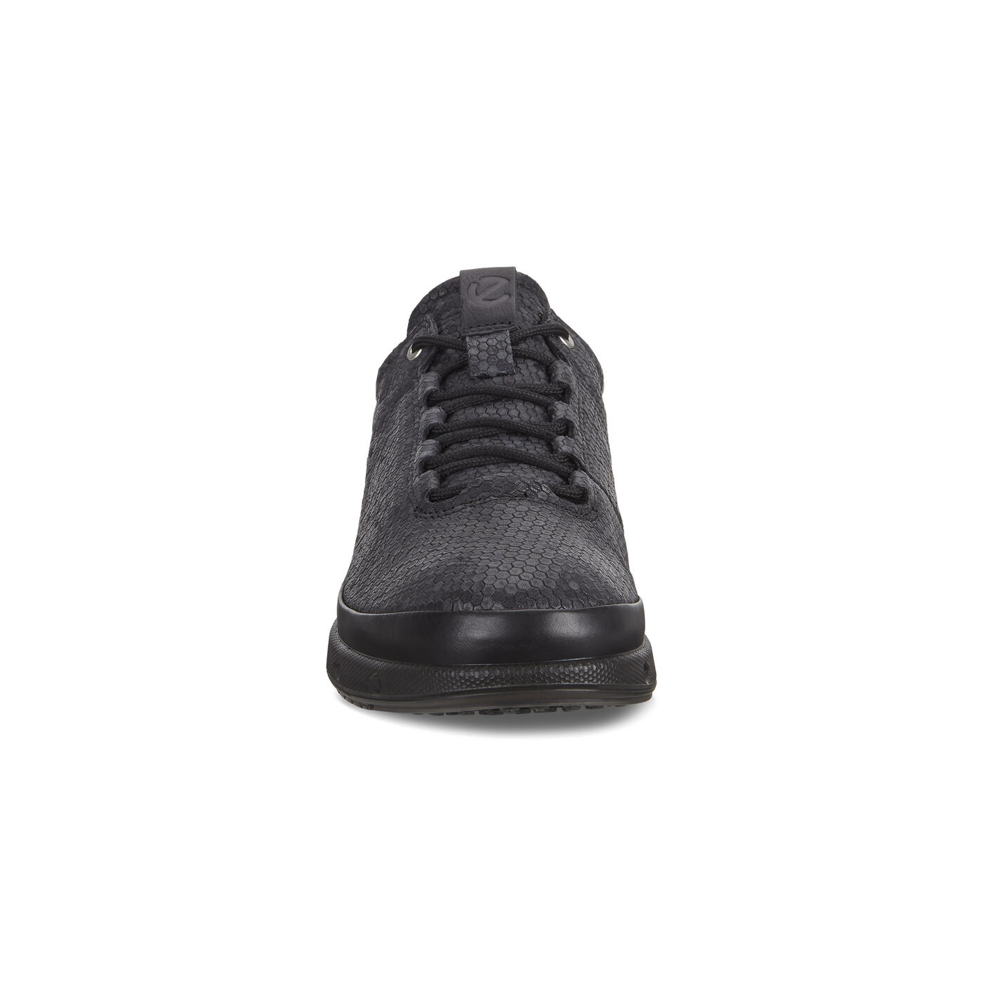 ECCO COOL Mens Camouflage-Leather Sneaker Tie