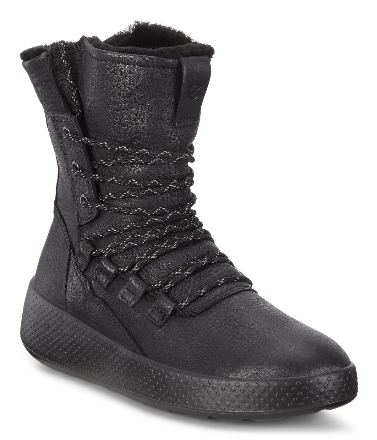 ECCO UKIUK Mid Boot Lace HM