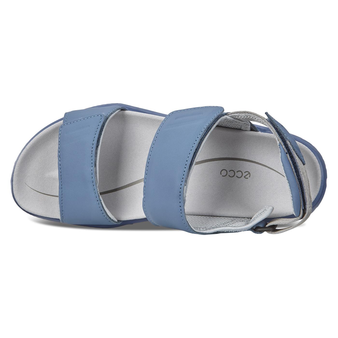 ECCO X-TRINSIC Womens Flat Sandal Leather Strap