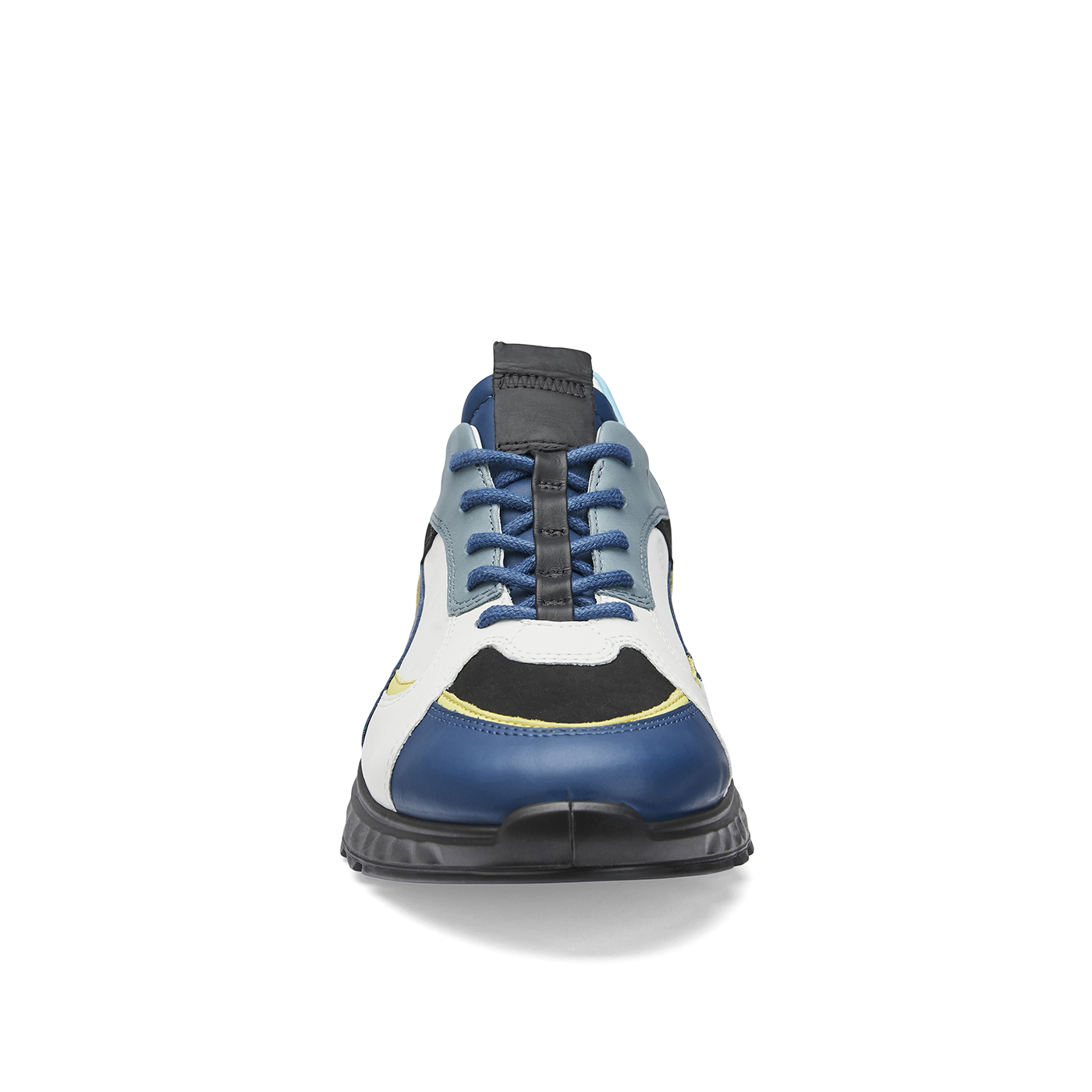 ECCO ST.1 Mens Multicolor Sneaker Tannery Exclusives Collection
