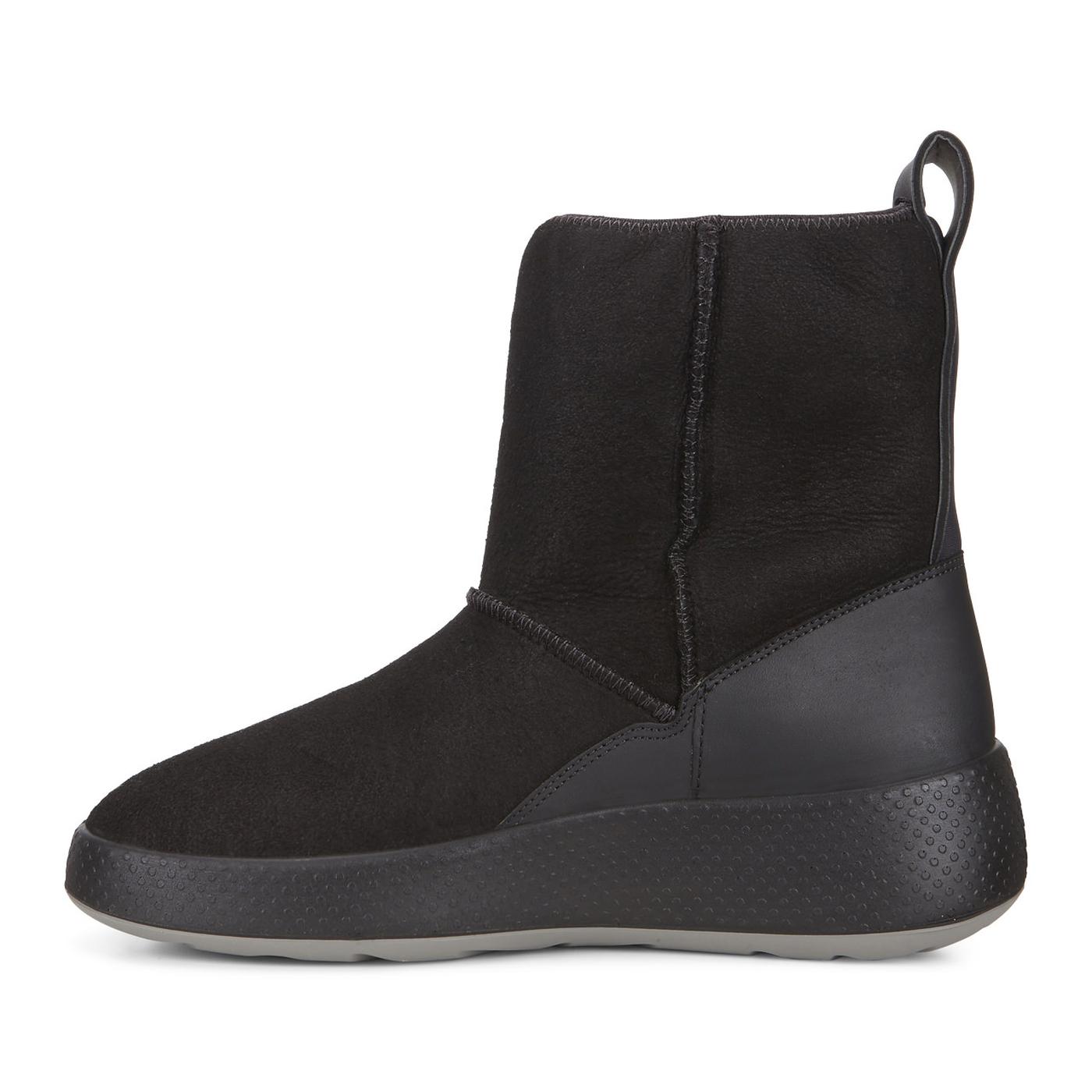 ECCO UKIUK Lamb Skin Short Boot