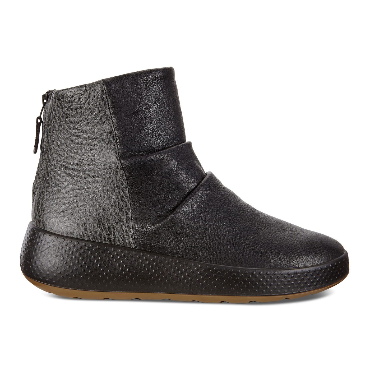 ECCO UKIUK Shinebright Backzip Ankle Boot
