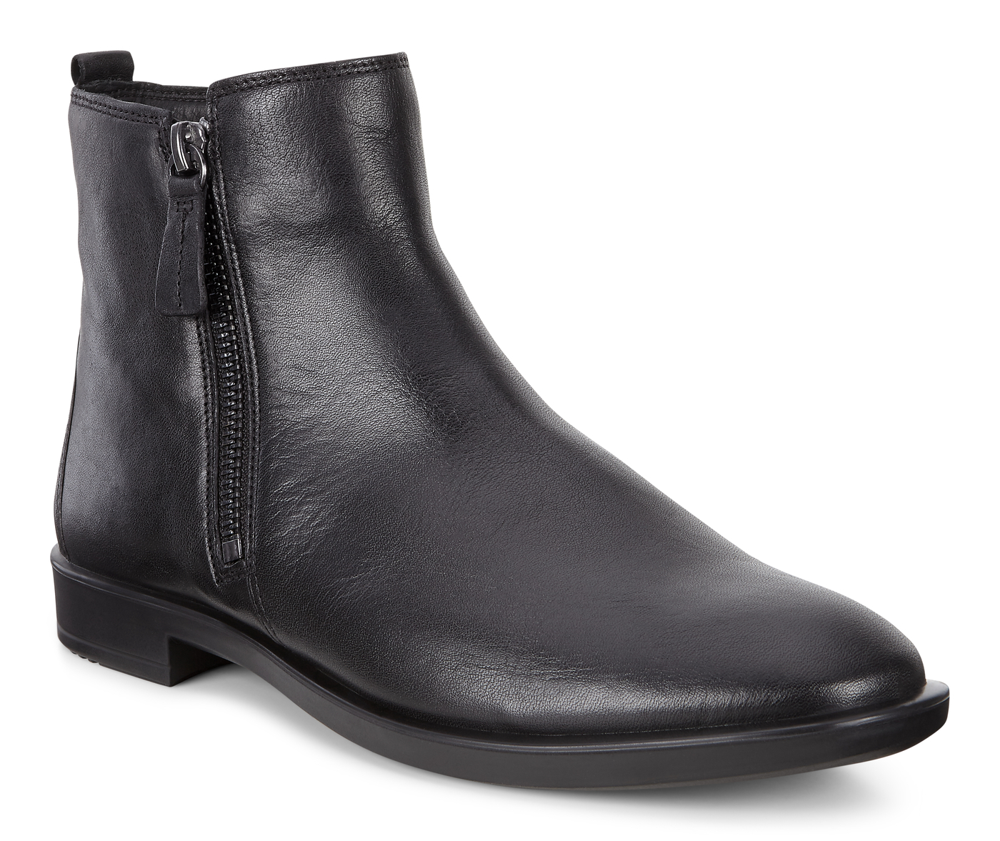 ECCO SHAPE M Side Zip Chelsea Boot 15mm