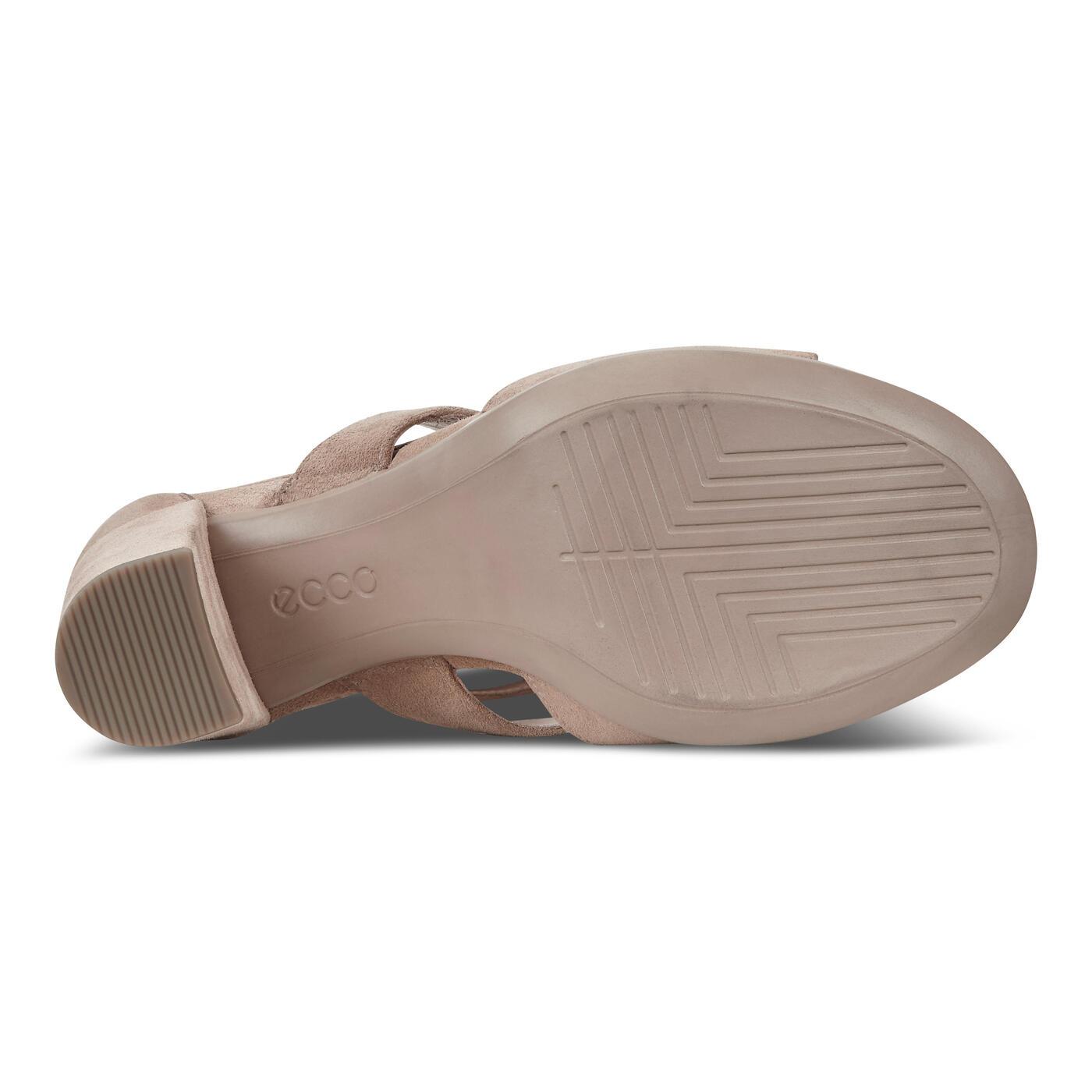 ECCO SHAPE BLOCK SANDAL Ankle Strap 65mm
