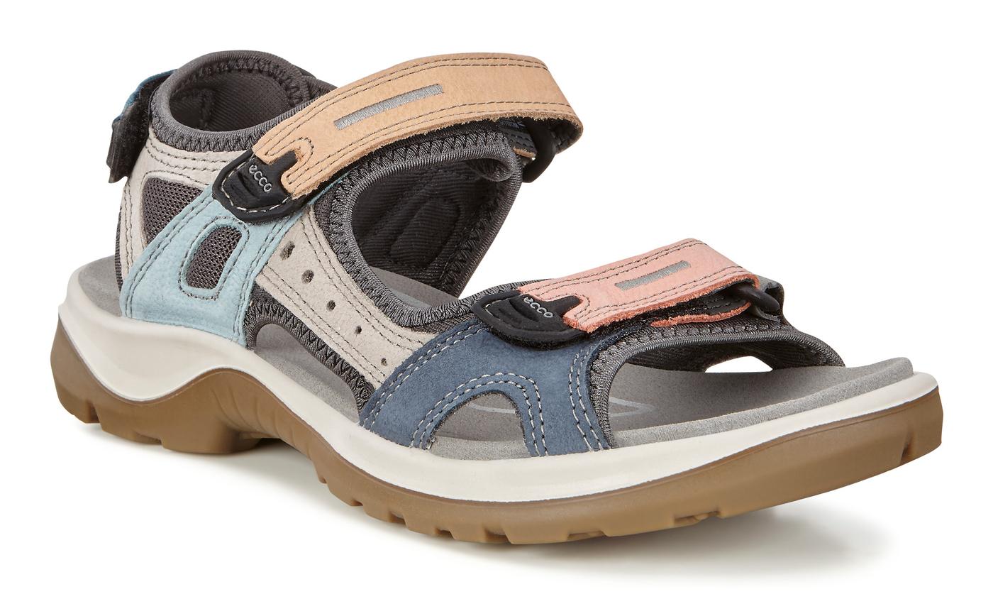 ECCO OFFROAD Ladies Multicolor Sandal