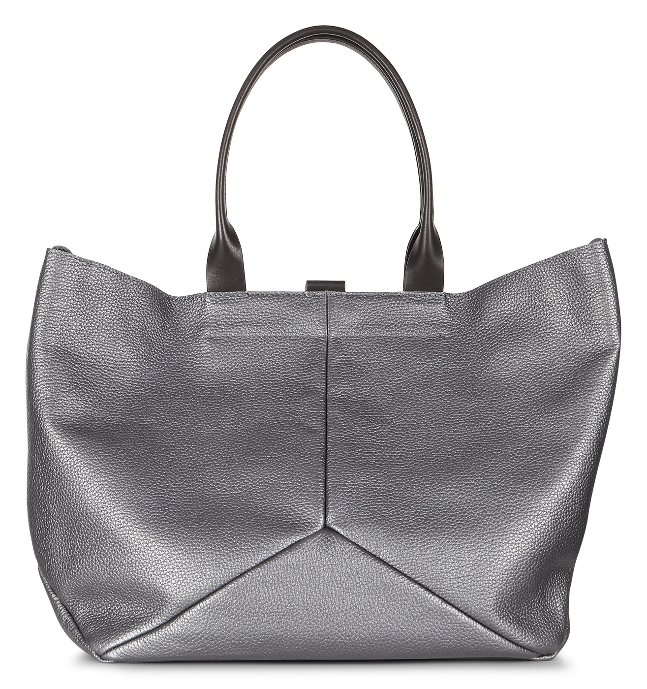 ECCO ELLA Metallic Shopper Bag