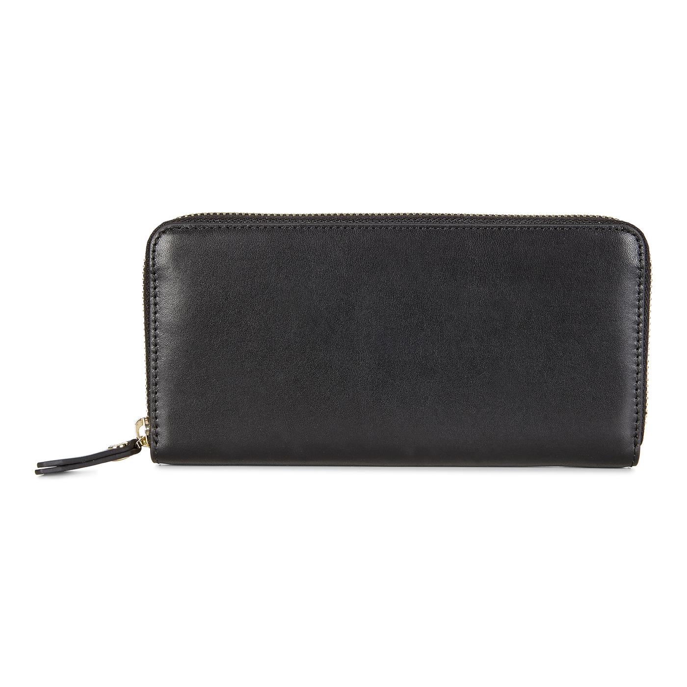 ECCO Kauai Large Zip Wallet