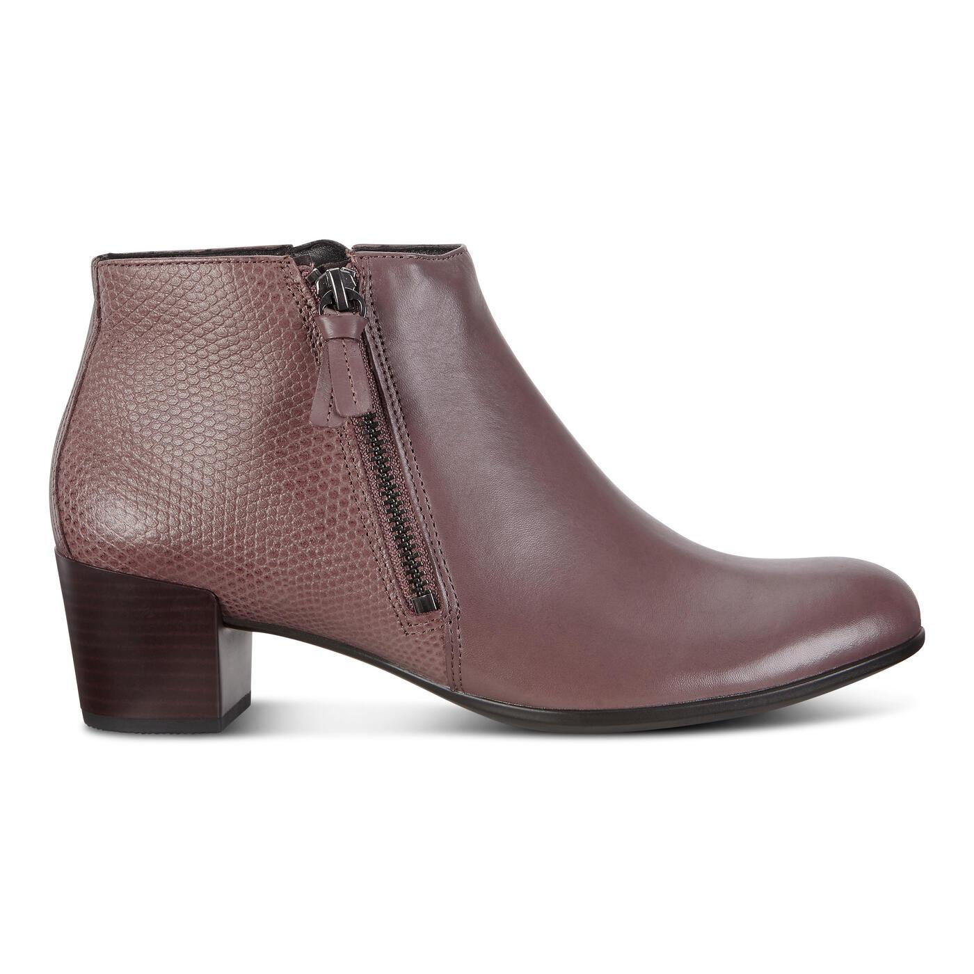 ECCO SHAPE M Side Zip Ankle Boot 35mm