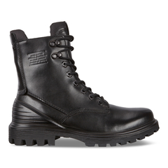 ECCO TRED TRAY Mens Lace Up Boots