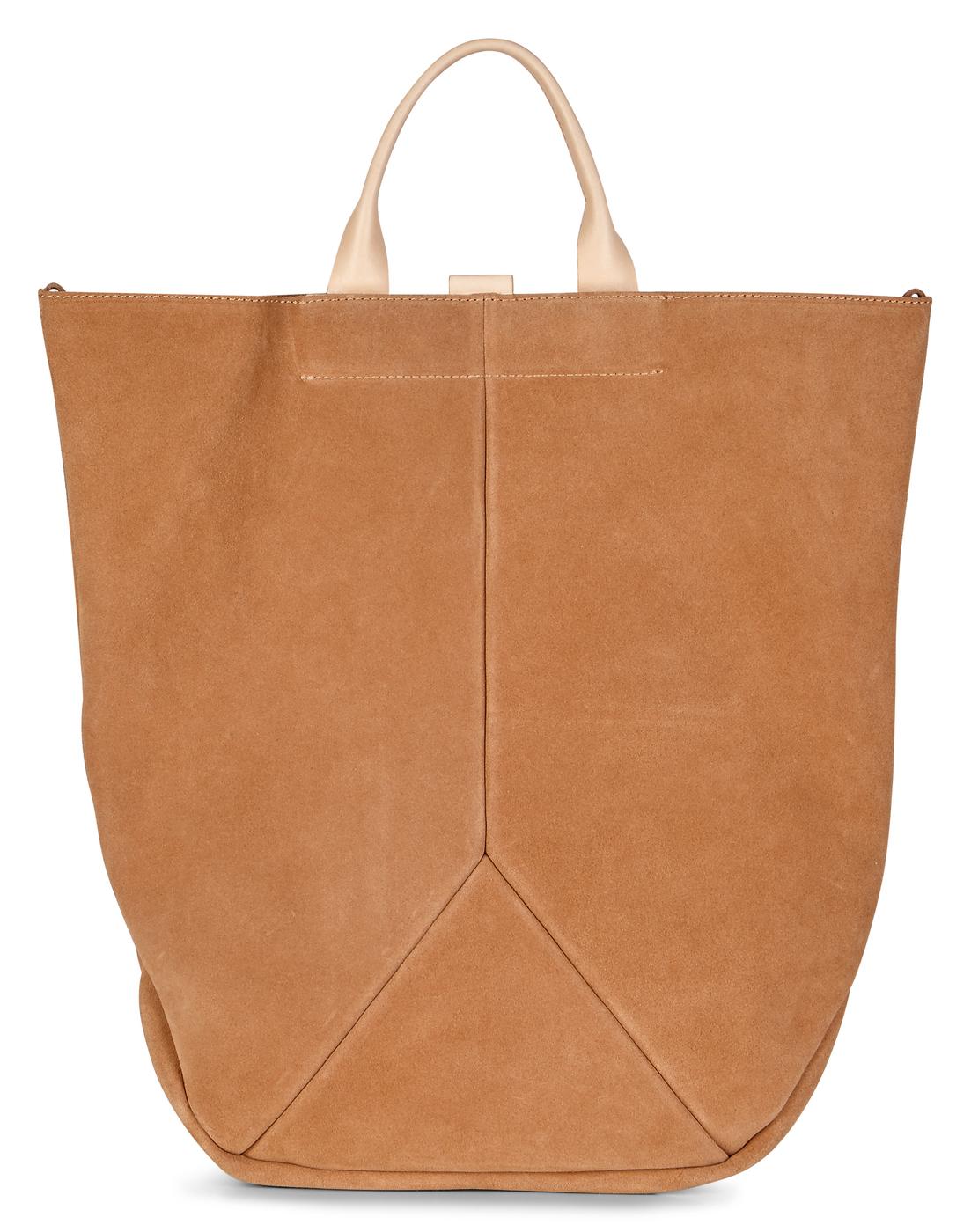 ECCO ELLA Suede Tote Bag