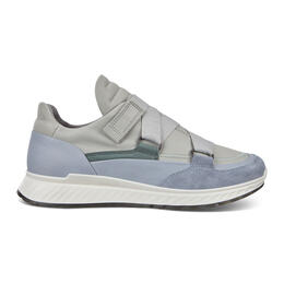 ECCO ST.1 Womens Combination Leather Sneaker Quick Fastner