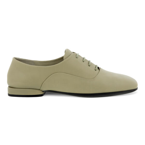 ECCO ANINE Squared Lace up Shoes