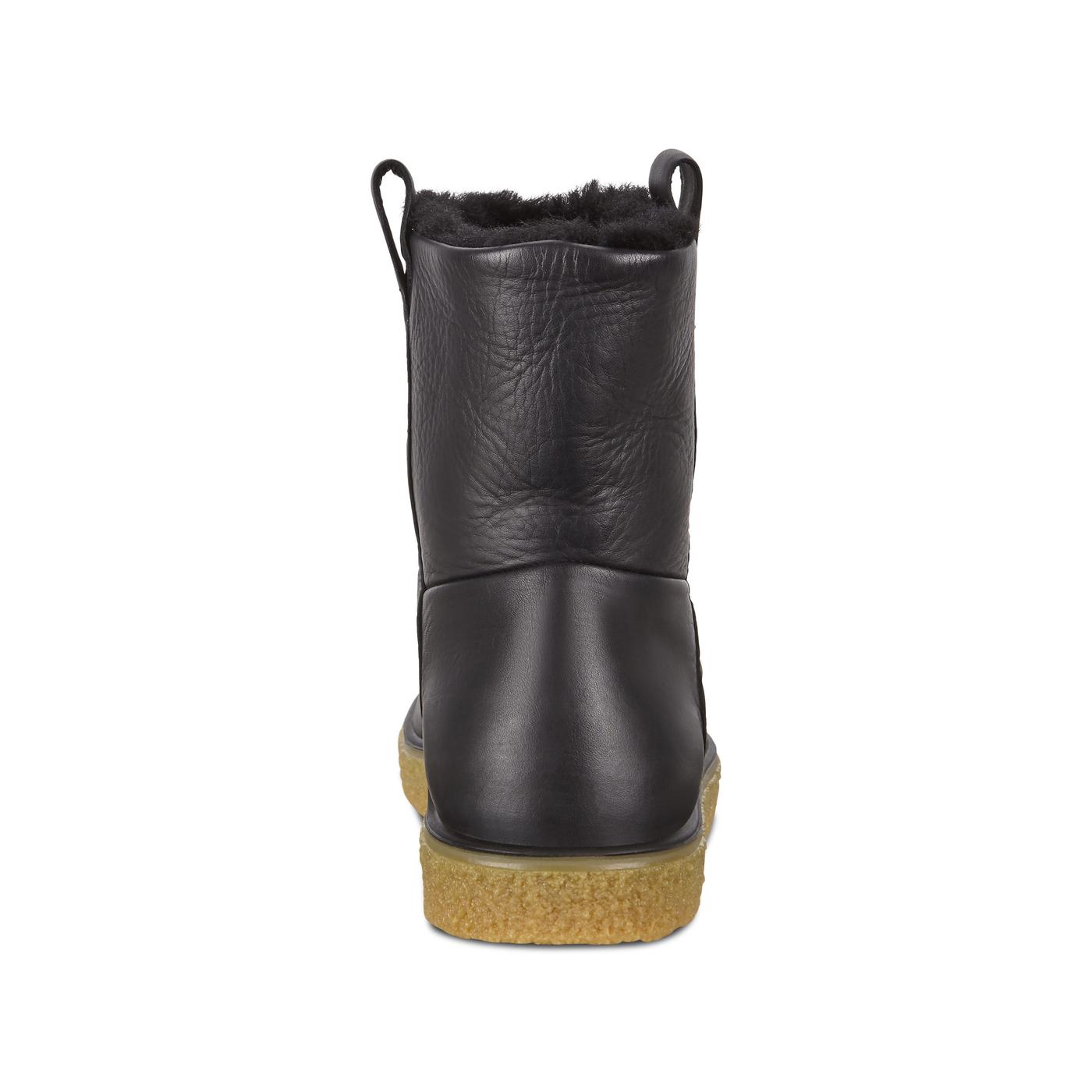 ECCO CREPETRAY Womens Lamb Lining Boots