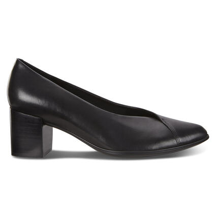 ECCO SHAPE POINTY BLOCK Pump V-cutting 45mm