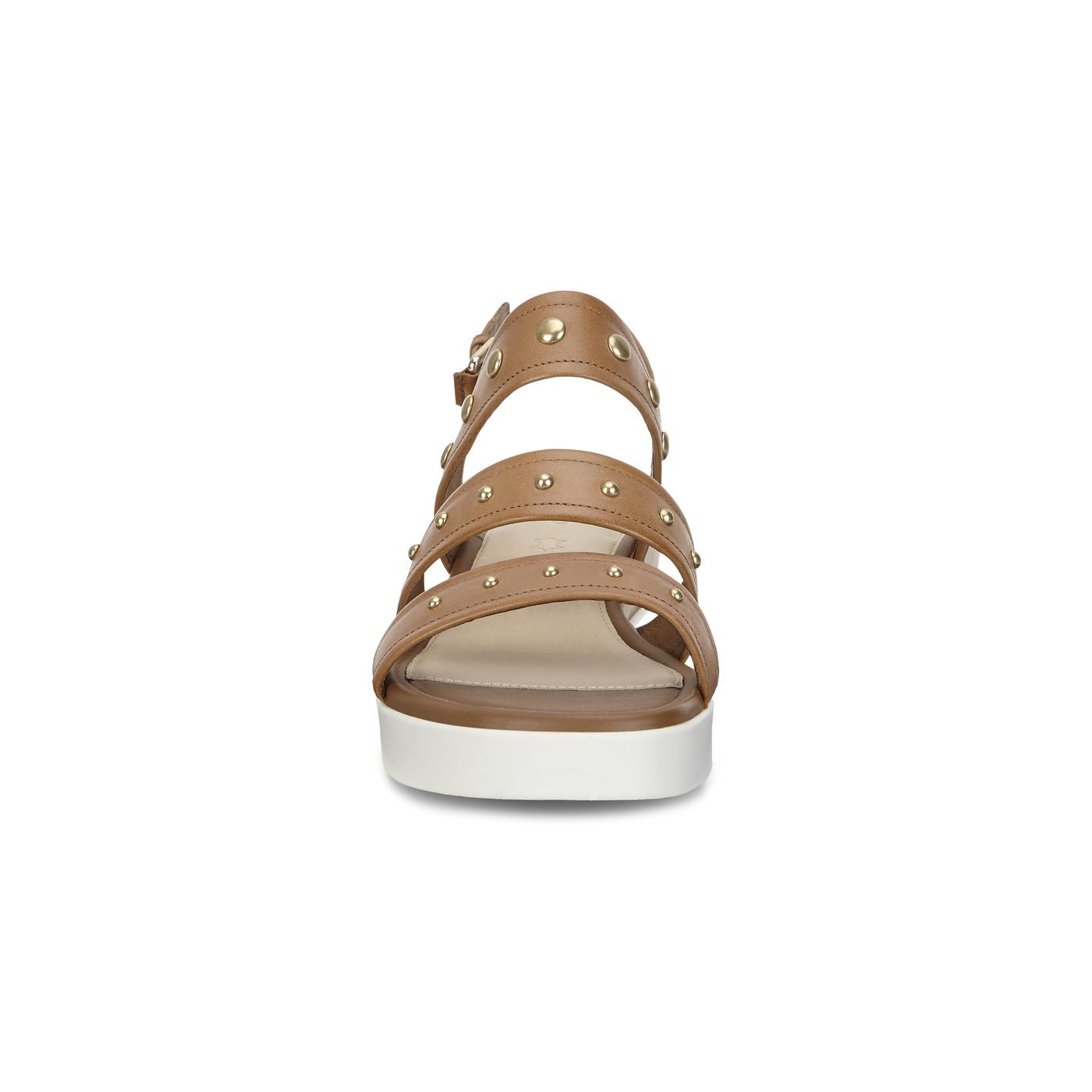 ECCO TOUCH SANDAL PLATEAU Strap Sandal