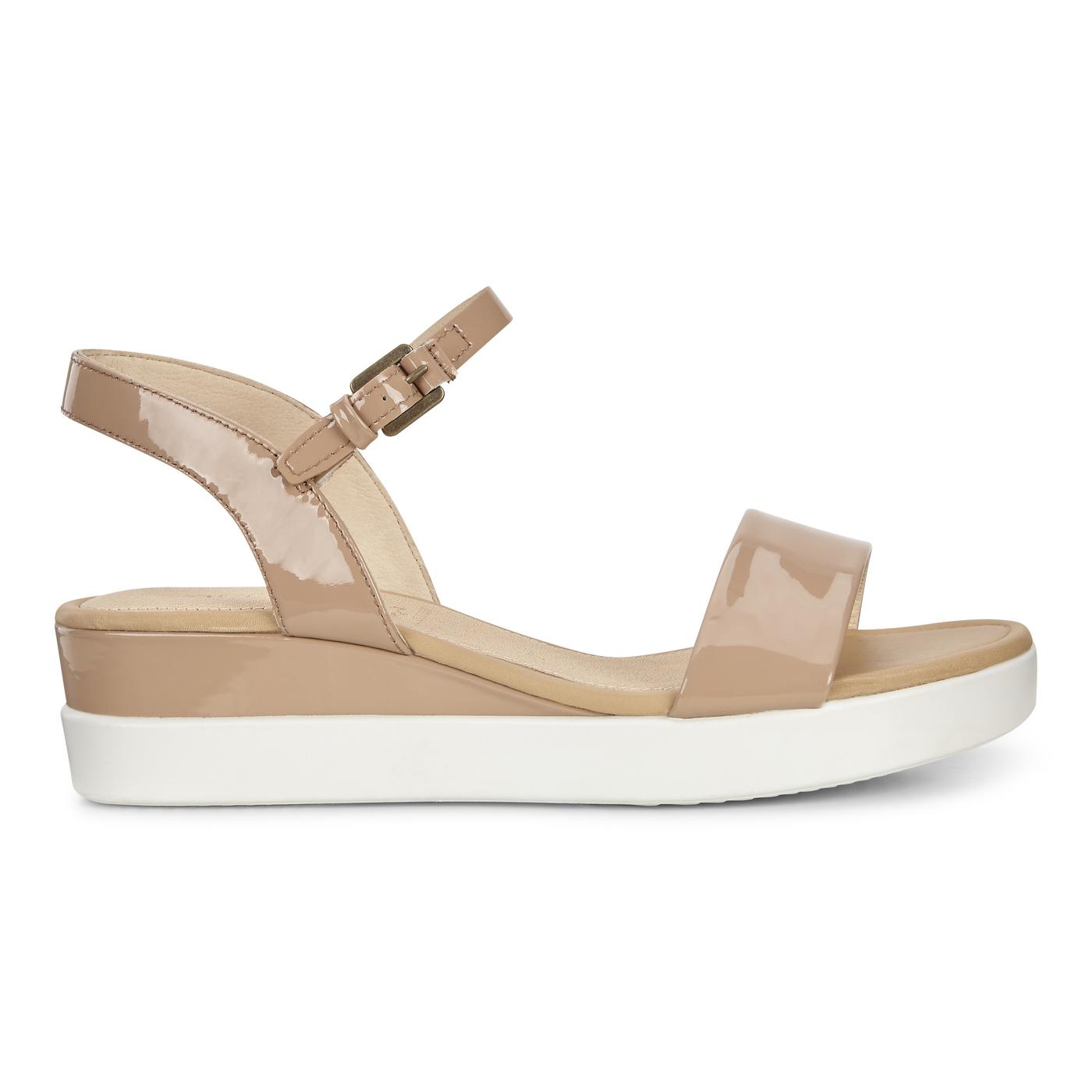ECCO TOUCH SANDAL PLATEAU Ankle Strap Sandal
