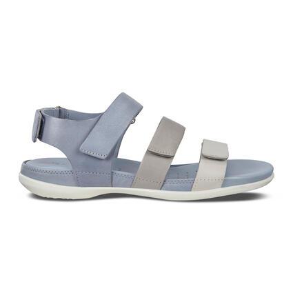 ECCO FLASH 3-Strap Flat Sandal