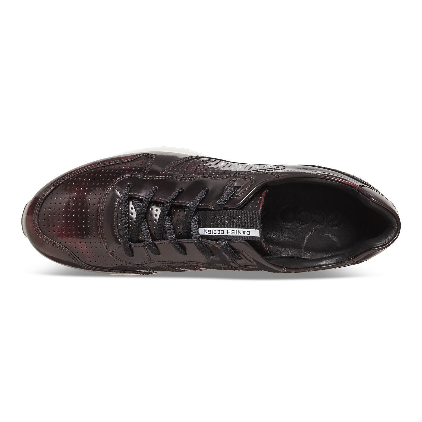 ECCO SNEAK Mens Brushed Sneaker