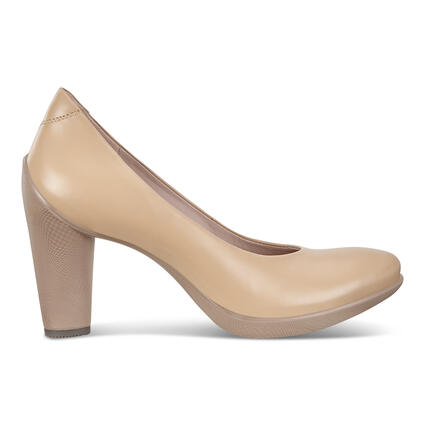 ECCO SCULPTURED Pump 75mm