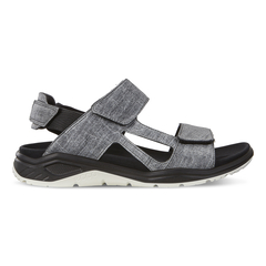 ECCO X-TRINSIC Mens Flat Sandal DYNEEMA Leather