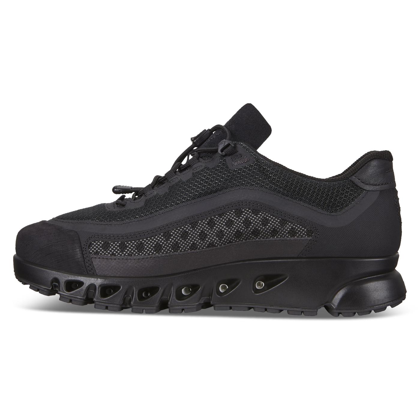 ECCO MULTI-VENT Mens Outdoor Textile Mesh Sneaker