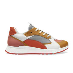 ECCO ST.1 Womens Multicolor Sneaker Tannery Exclusives Collection