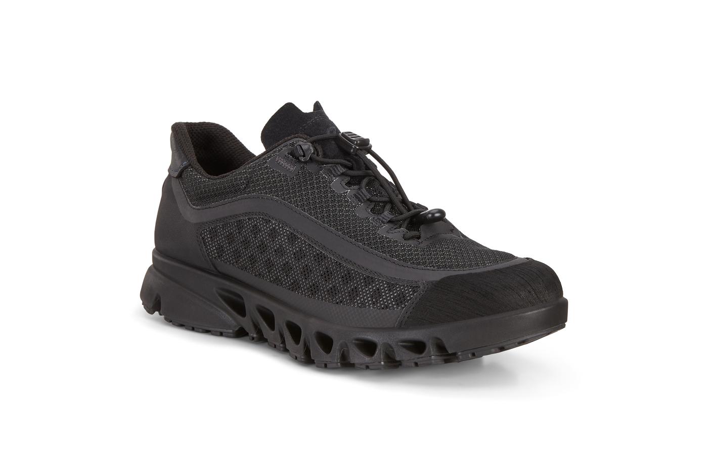 ECCO MULTI-VENT Womens Outdoor Textile Mesh Sneaker