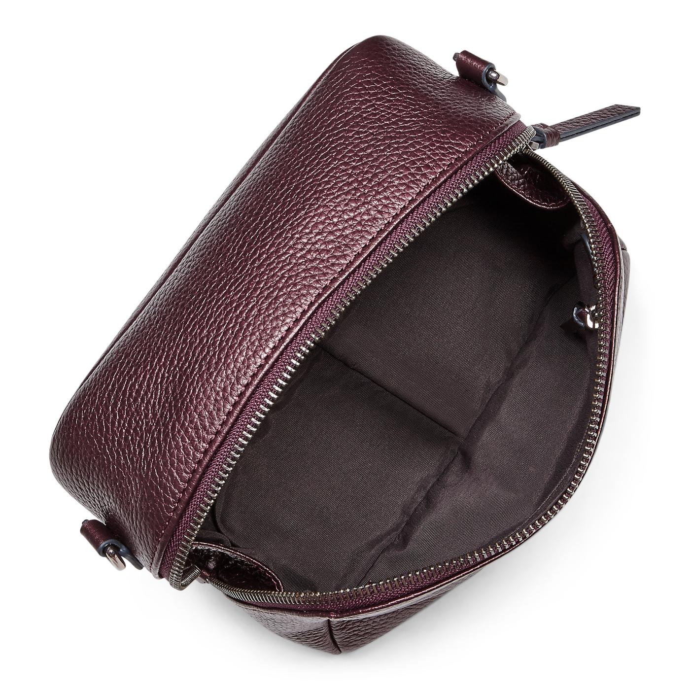 ECCO SP3 Metallic Medium Boxy Bag