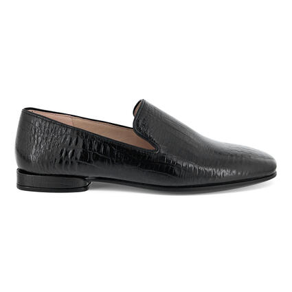 ECCO ANINE SQUARED WOMEN'S SMOKING LOAFER