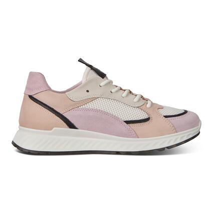 ECCO ST.1 Womens Multicolor Sneaker Tie