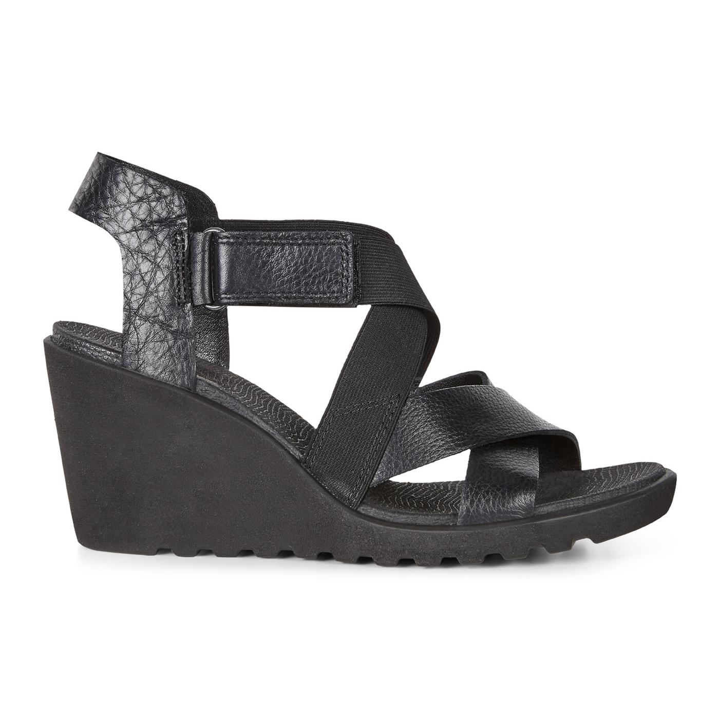 ECCO FREJA Wedge Sandal Strap