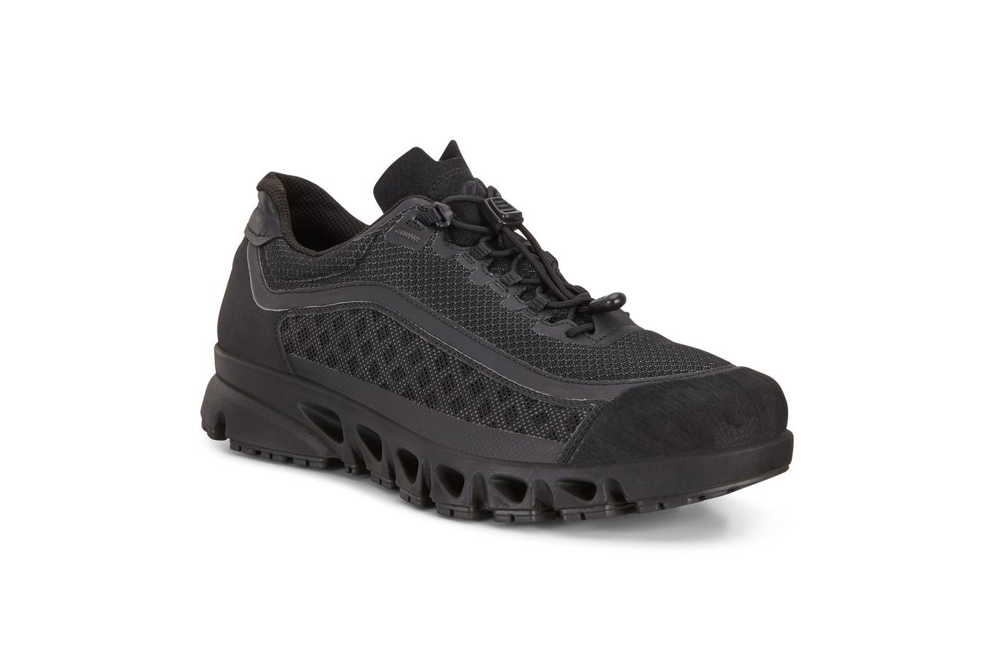 ECCO OMNI-VENT Mens Outdoor Textile Mesh Sneaker