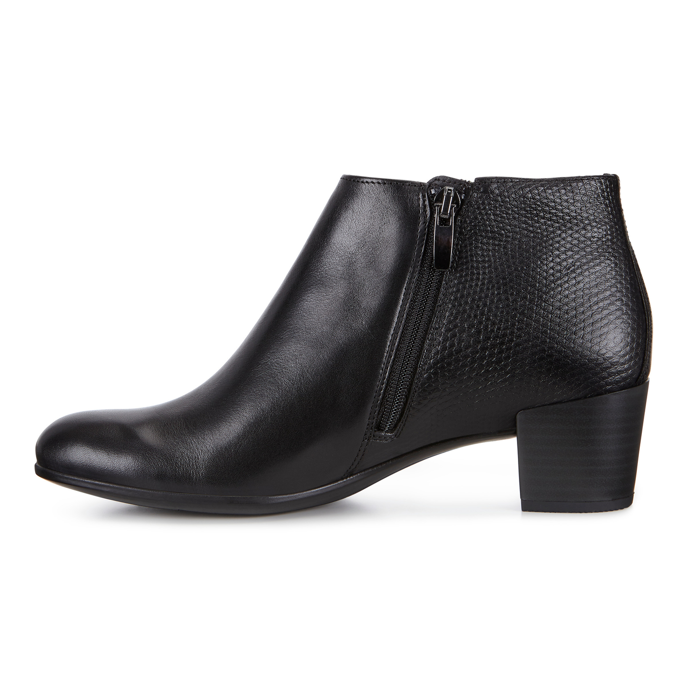 ECCO SHAPE M Side Zip Ankle Boot 35mm