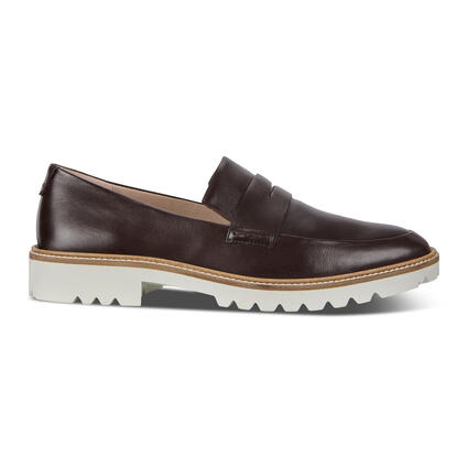 ECCO INCISE TALORED Manish Penny Loafer