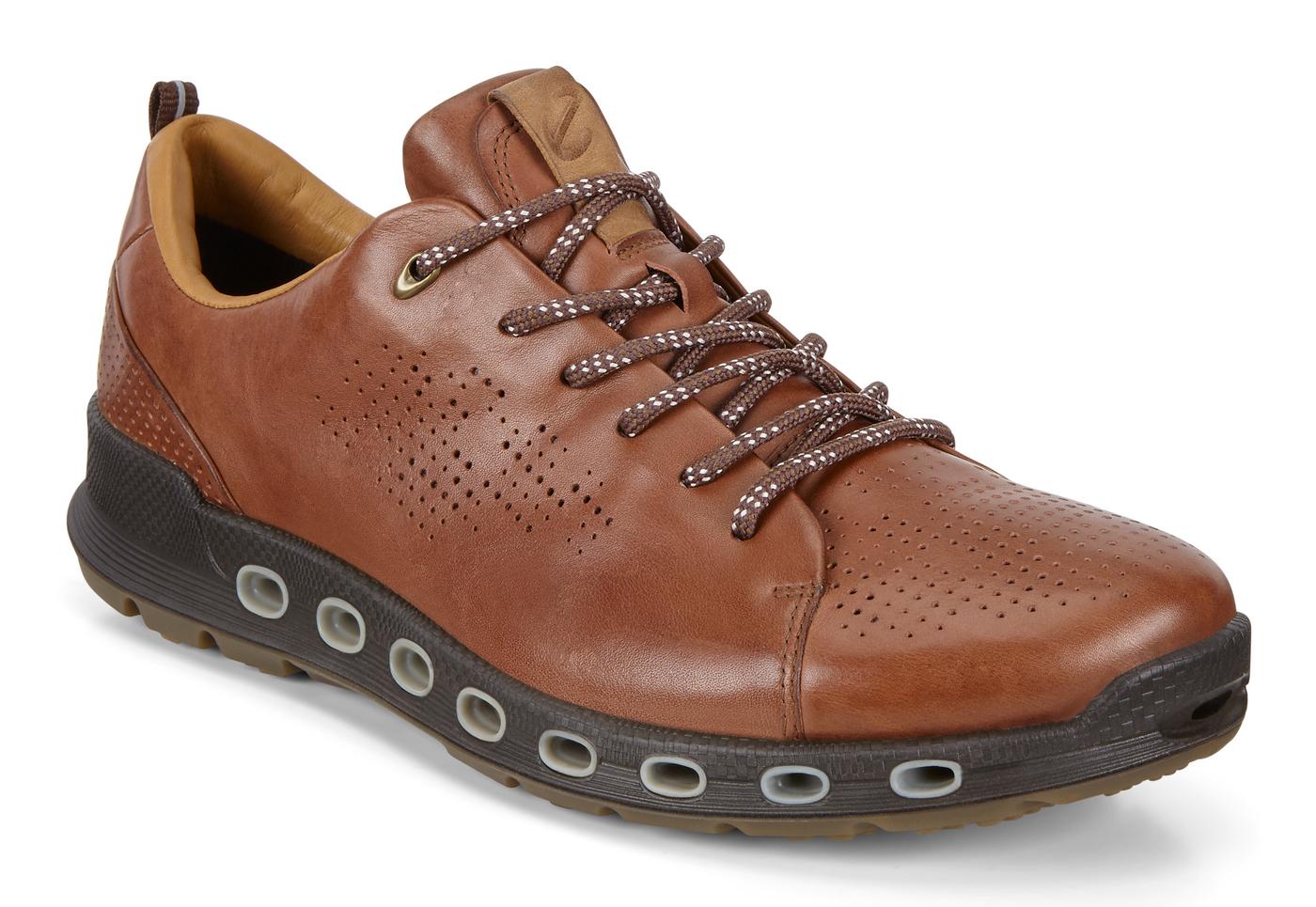 ECCO COOL2.0 Mens Calf Leather Sneaker GTX