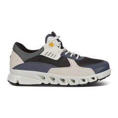 ECCO MULTI-VENT Mens Multicolor Leather Sneaker