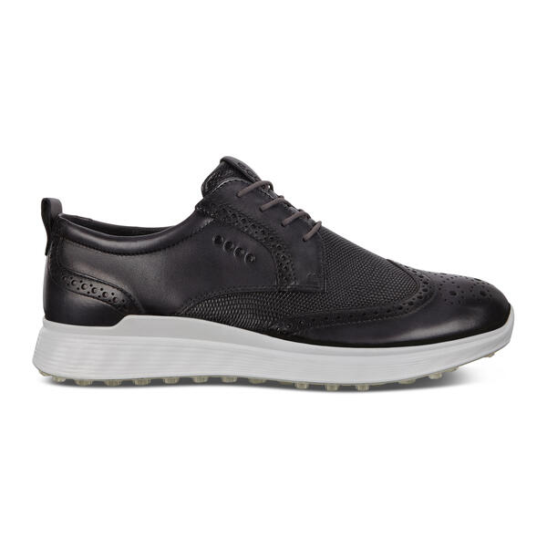 ECCO GOLF S-CLASSIC Mens Spikeless HM