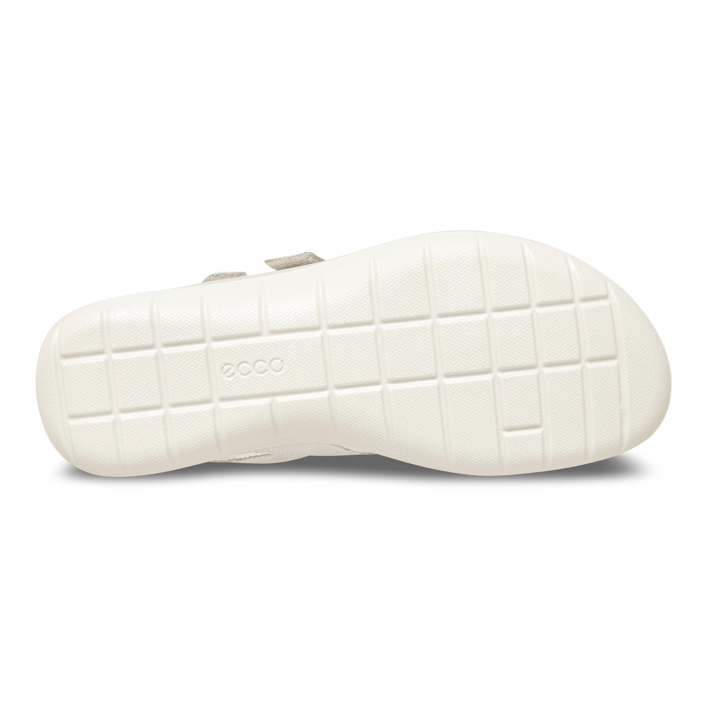 ECCO SOFT5 Cross Strap Sandal