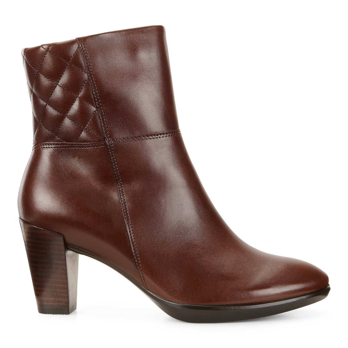 ECCO SHAPE PLATEAU STACK Ankle Boot 55mm