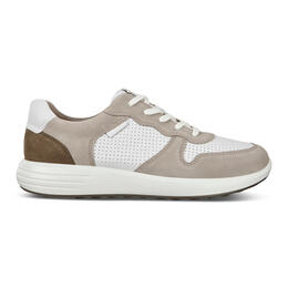 ECCO SOFT7 RUNNER Mens Perforated Sneaker Tie