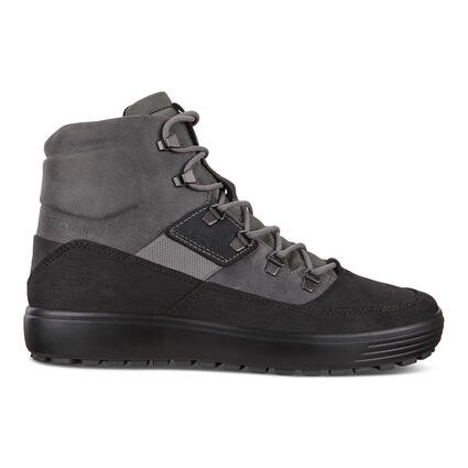 ECCO SOFT7 TRED Mens Outdoor Boots PRIMALOFT Lining HM
