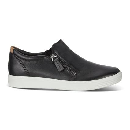 ECCO SOFT 7 Womens Zip Slip-on