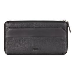ECCO SUNE Long Zip Wallet RFID