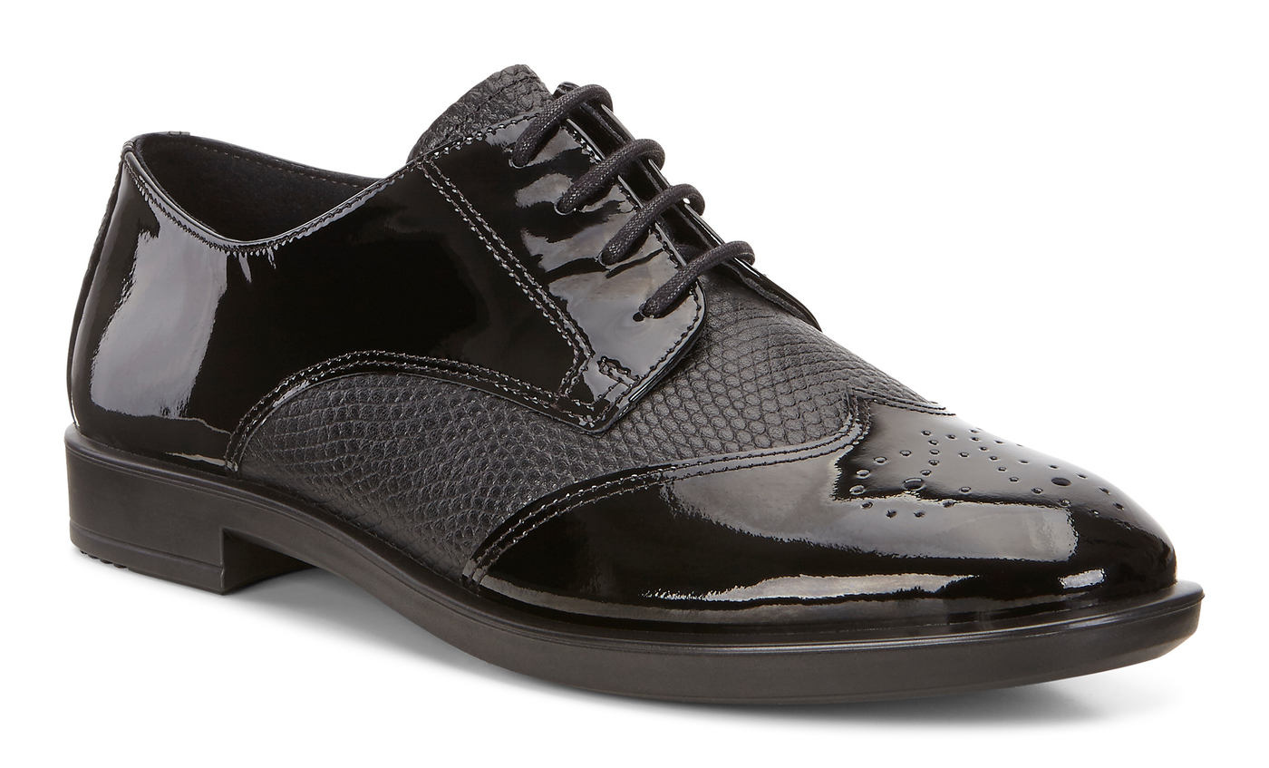 ECCO SHAPE M Brushed Tie 15mm