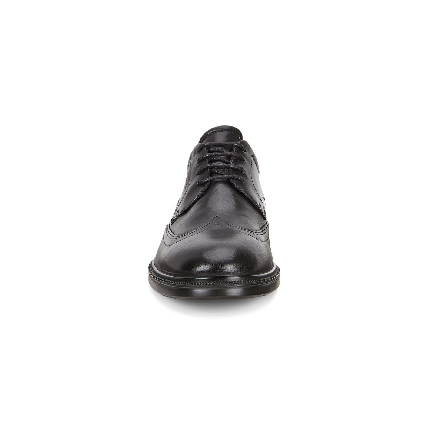 ECCO LISBON Stitched Plain Toe Gore-Tex