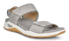 ECCO X-TRINSIC Womens Flat Sandal DYNEEMA Leather