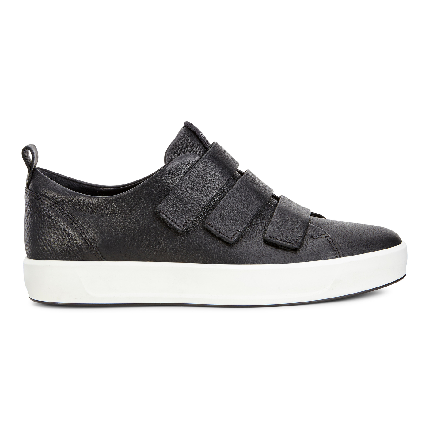 ECCO SOFT8 Mens Strap Sneaker