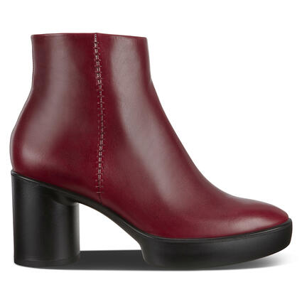 ECCO SHAPE SCULPTED MOTION Zip Up Boot 55mm